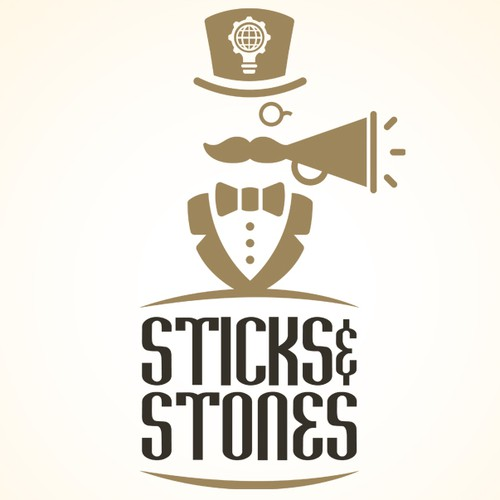 Wit Logo for Sticks & Stones