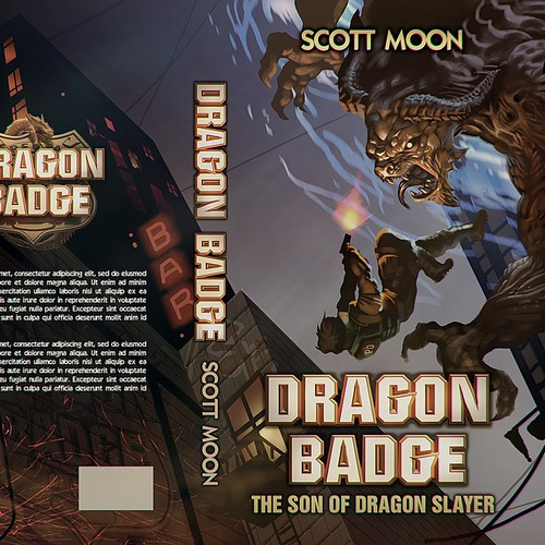dragon badge#2