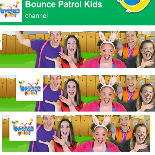 Bounce Patrol media page