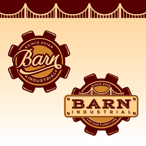 Industrial Company Logo