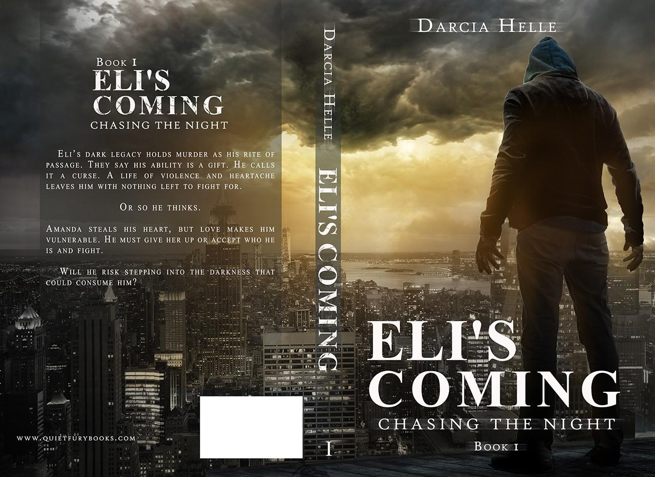 Book Cover for Psychological Suspense Novel
