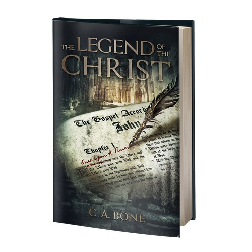 The Legend Of The Christ book cover