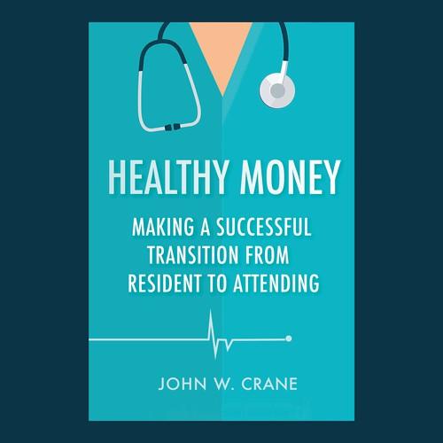 Logo for a medical career advice book