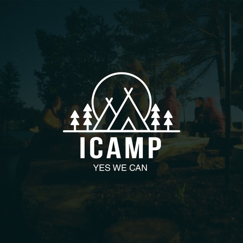 Logo concept for ICAMP