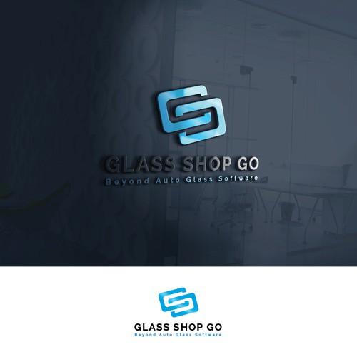 Design for glass shop go