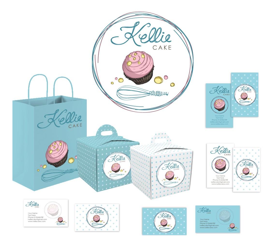 Help Kellie Cake with a new logo