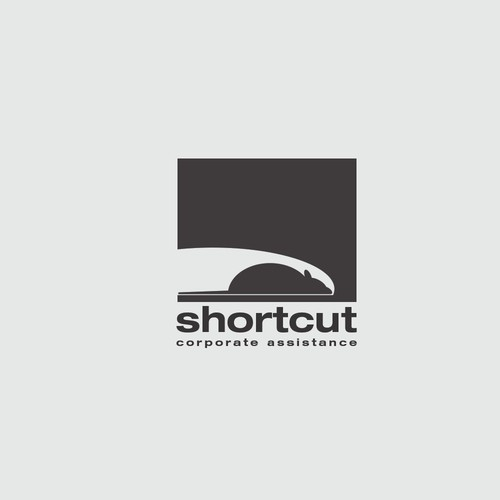 "A ""Shortcut Service"" needs a special brand - our logo isn't boring :)"