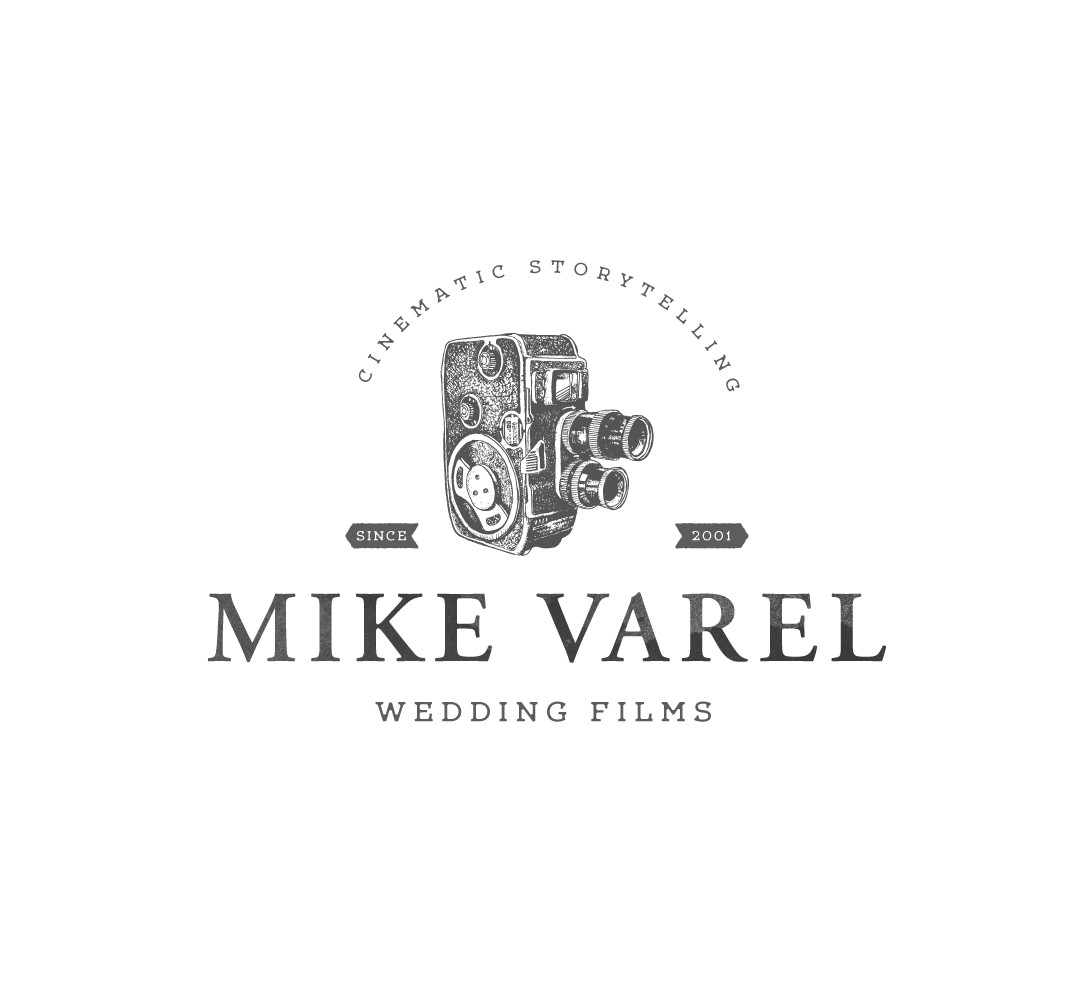 Wedding Cinematography company needs a logo as timeless as their films