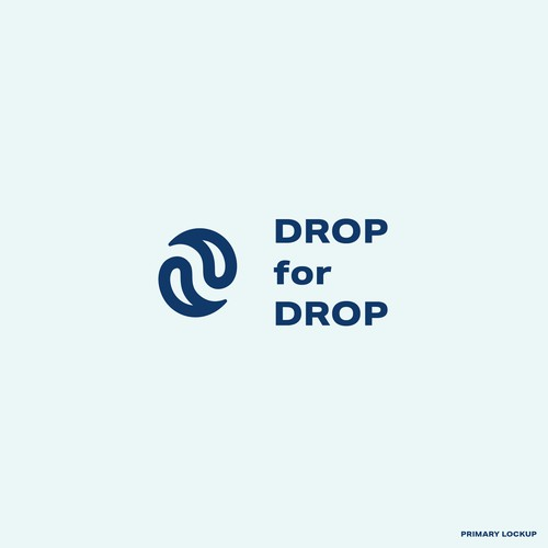 Drop for Drop logo
