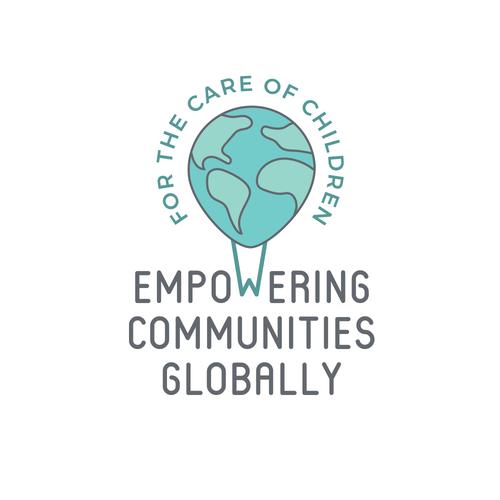 Logo design for children's non-profit
