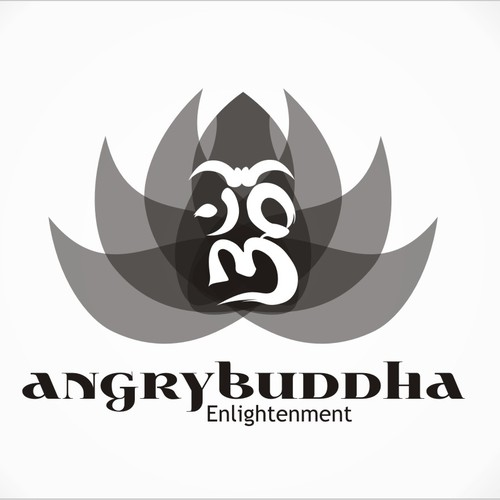 Create a logo for a fresh yoga brand, promoting physical, mental & spiritual balance