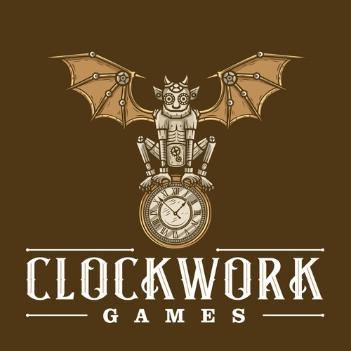 Clockwork Games