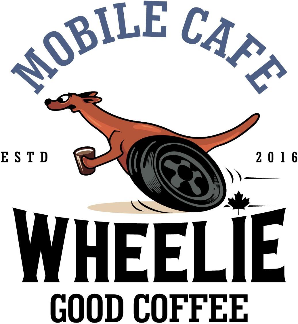 Get Retro with 'Wheelie Good Coffee'
