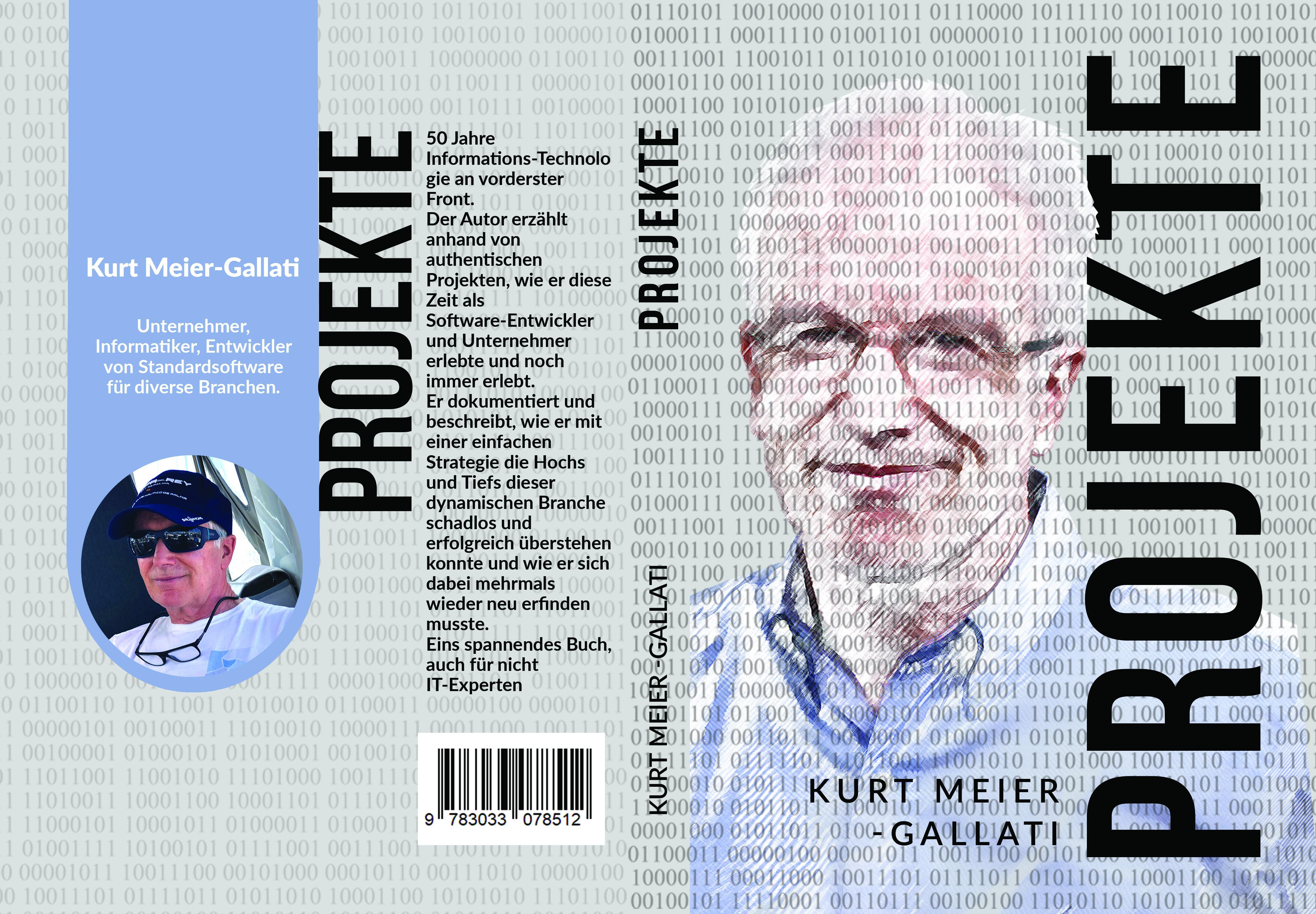Die Herausforderung DAS Cover für das Buch Projekte