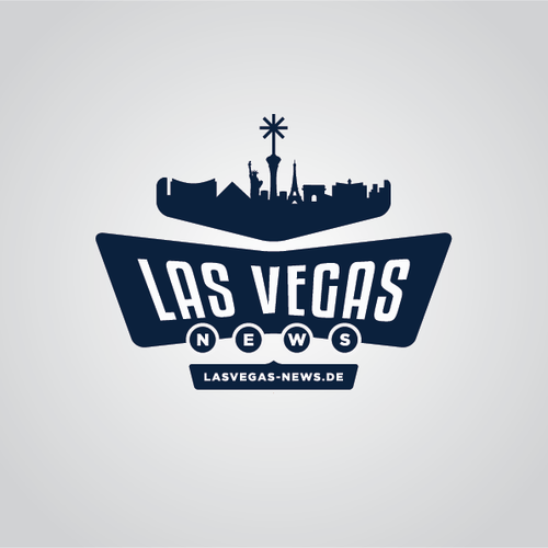 Lasvegas-news.de Logo für Webseite