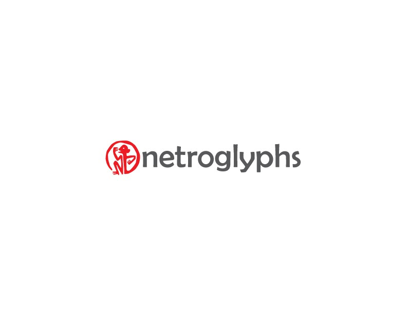 Netroglyphs needs a fun and unique new logo