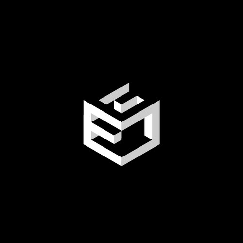 Contemporary architecture logo design for EDG