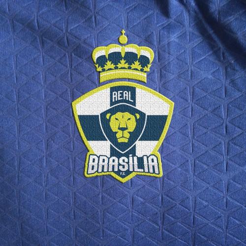 Logo concept for a football club