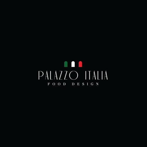 Logo and website with a strong appeal to the Made in Italy.