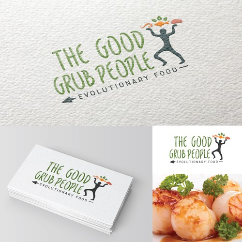 Logo for evolutionary food