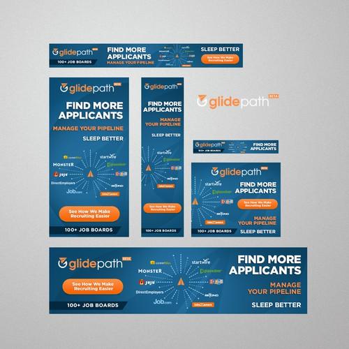 GlidePath Banner Designs