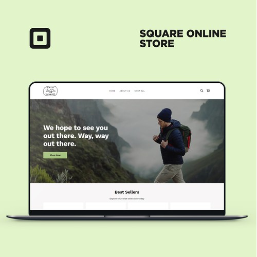 Square Online Store For Palo Verde