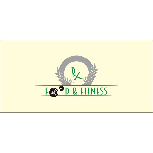 logo for Rx Food and Fitness