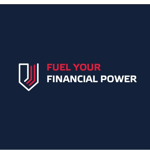 Logo concept for Fuel Your Financial Power