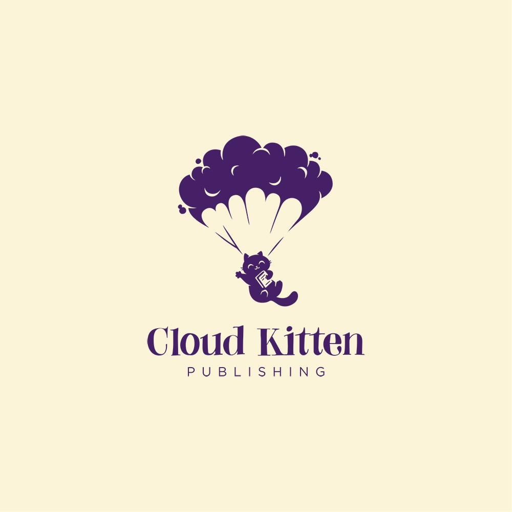 Cloud Kitten Publishing needs a trustworthy, eye-catching logo!