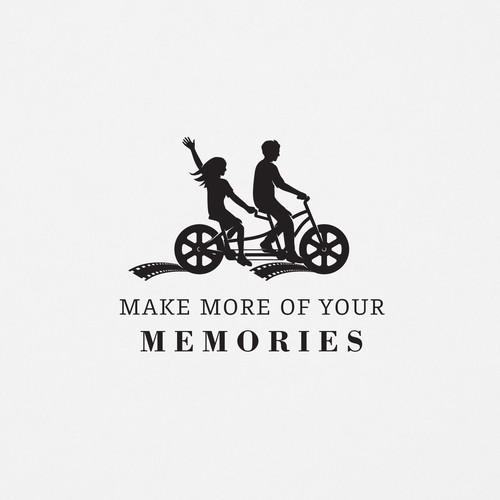 Memorable logo for film studio