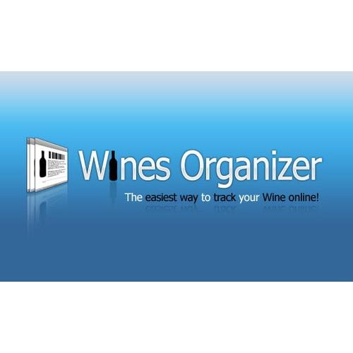 Wines Organizer website logo