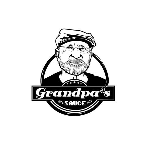 Simple Hipster - Steak Sauce - Logo needed.