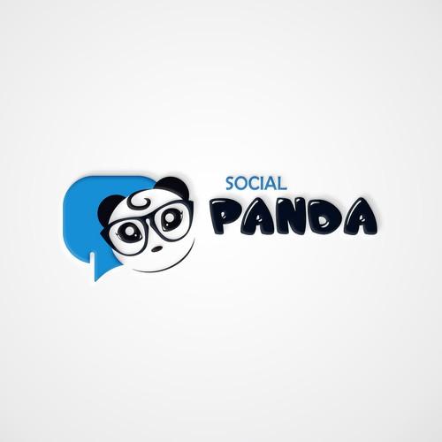 Social Panda logo