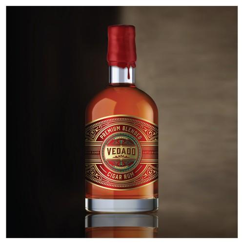 Premium Cigar Rum