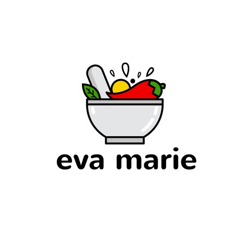 Logo concept for Eva Marie