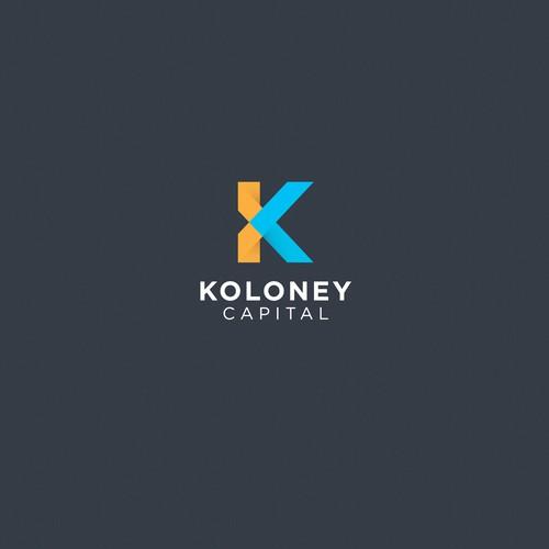 Koloney Logo design
