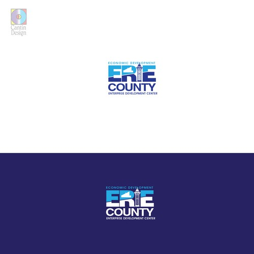 Bold Logo Design for ERIE, PA