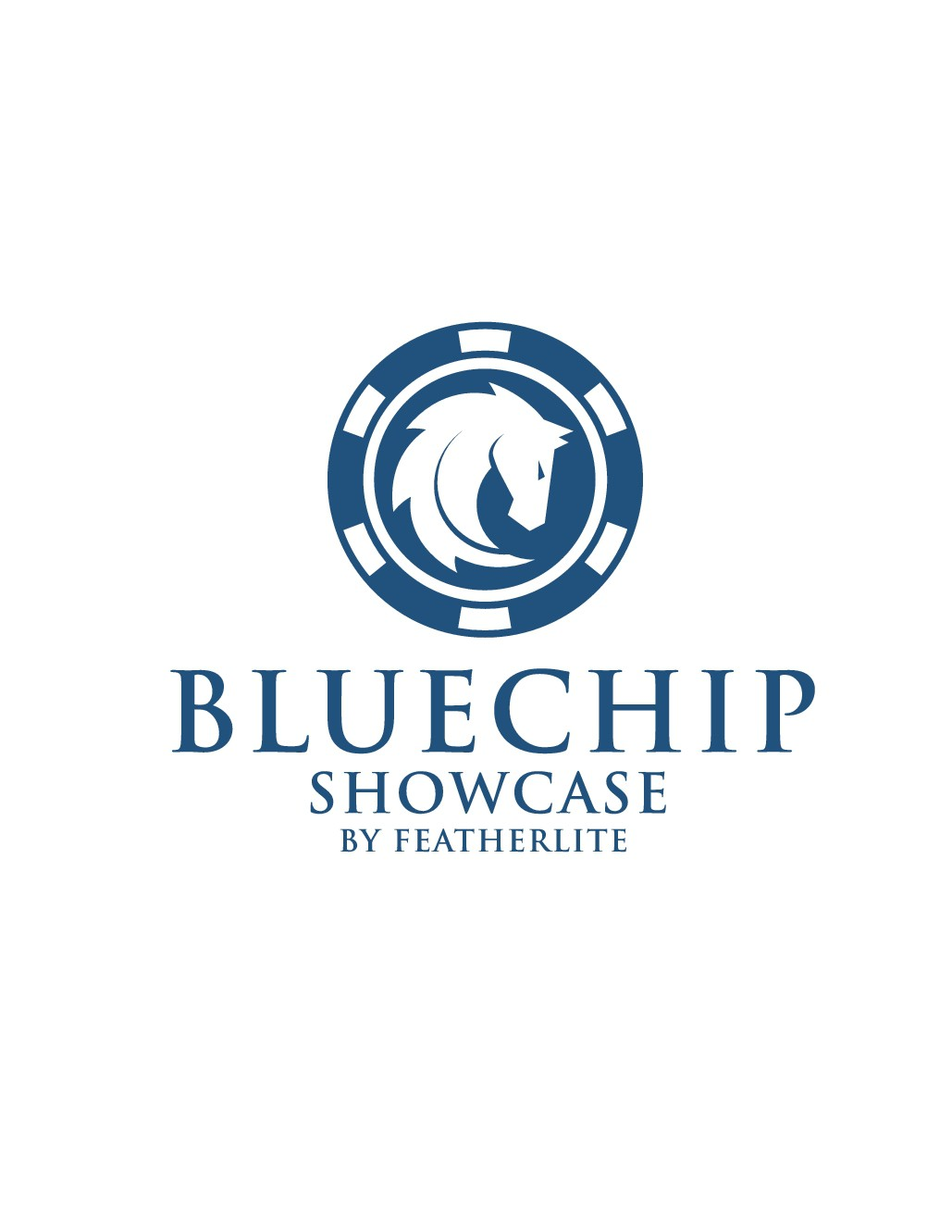 Design a Bluechip showcase event logo!