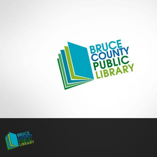 Bruce County Public Library Logo