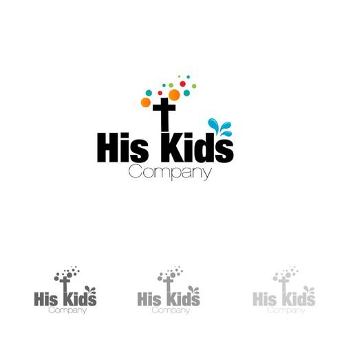 His kids