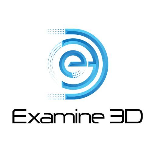 Bold logo for 3D printing
