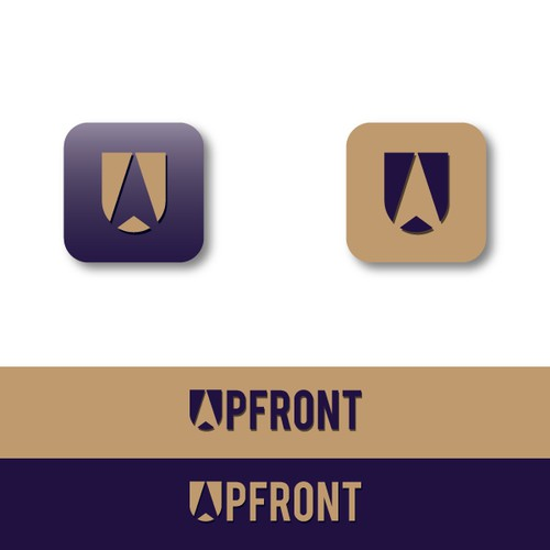Help @upfront design a new icon for their popular iPhone and Android app!