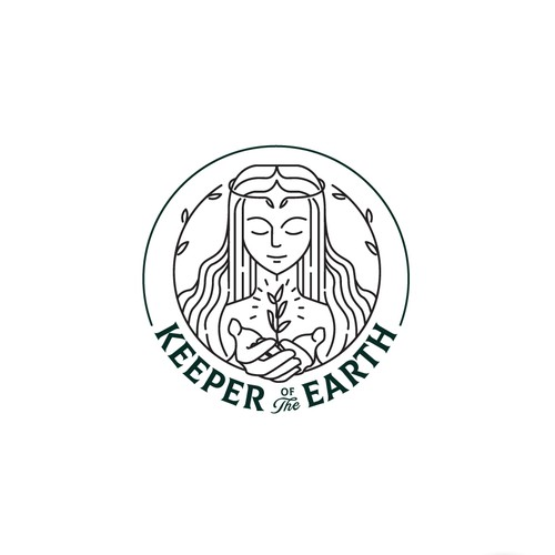 Keeper of The Earth Logo