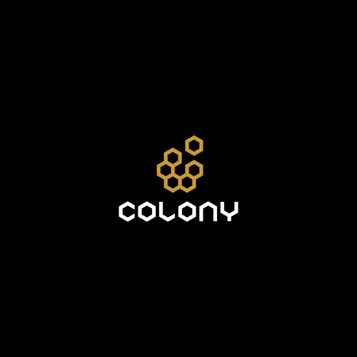Logo design for Colony.