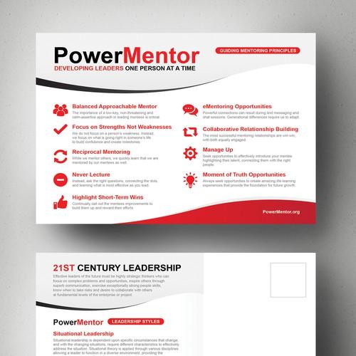 PowerMentor Strategic Mentoring Principles