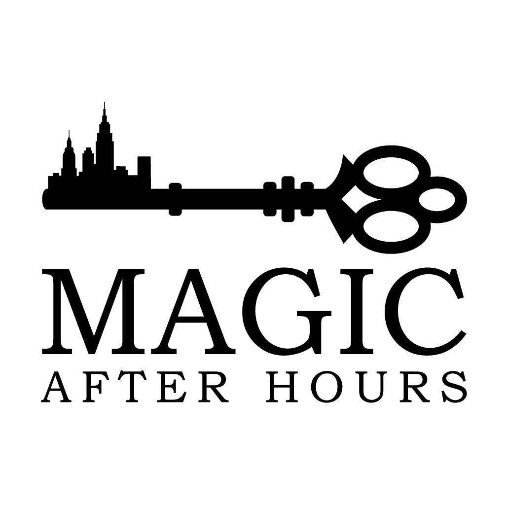 Design a logo for a New York City Magic Show