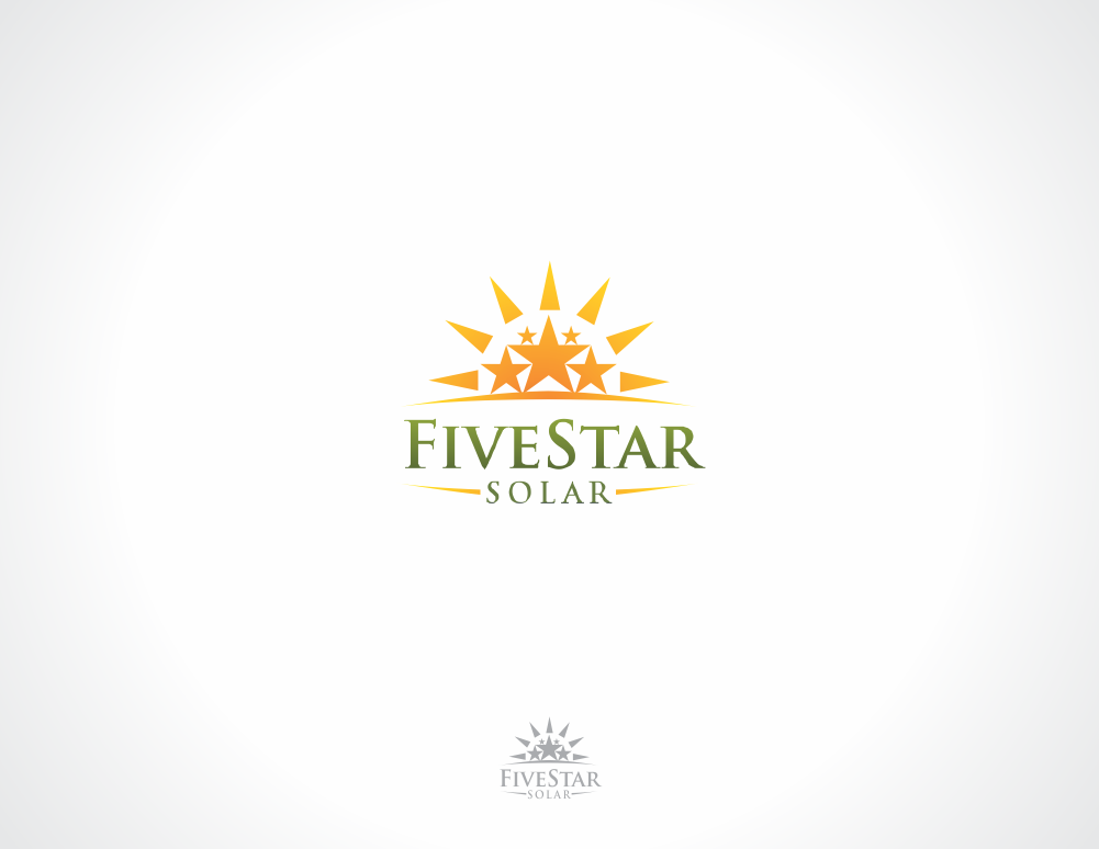 New logo wanted for five star solar