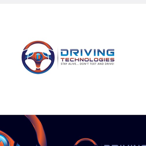 Driving Technologies needs a new logo