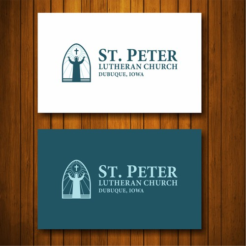 Logo for ST. Peter Lutheran Church