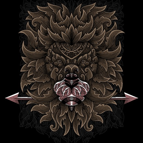 Mystical Lion